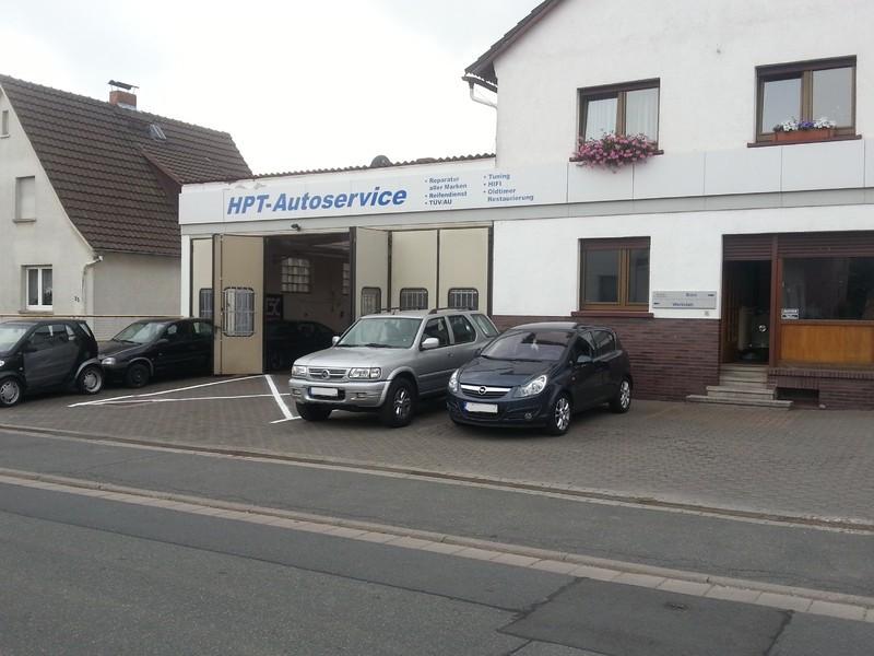 Hpt-Autoservice - Unser Betrieb
